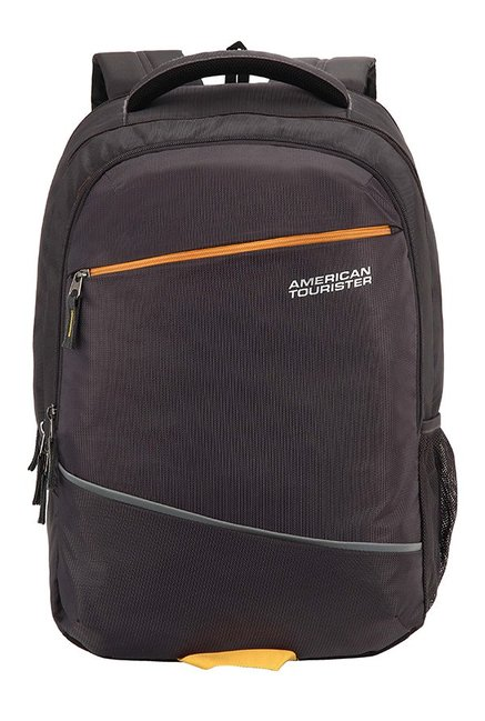 American Tourister Aero Black Polyester Backpack