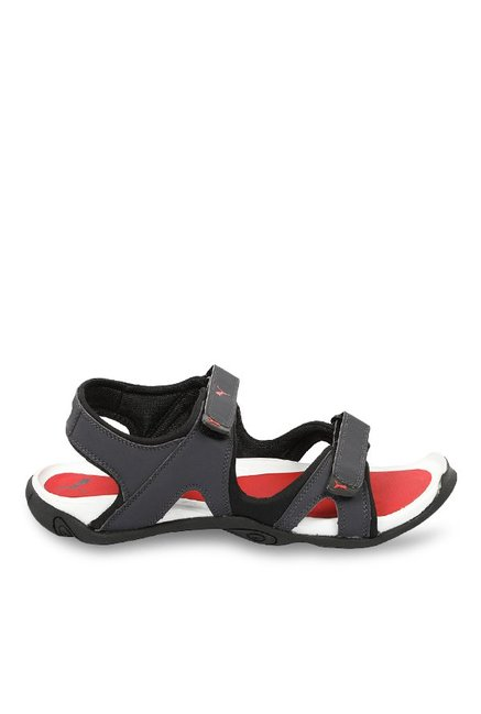 99940b20a7c Buy Puma Jimmy Periscope   Black Floater Sandals for Men at Best ...