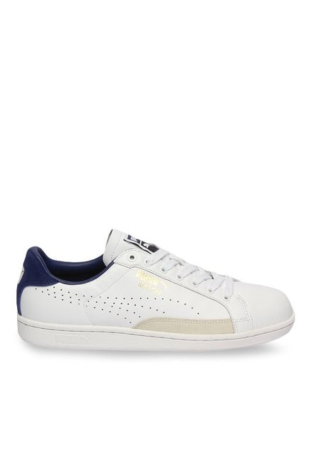 f18229ac1ef Buy Puma Match 74 UPC White   Blue Depths Sneakers for Men at ...