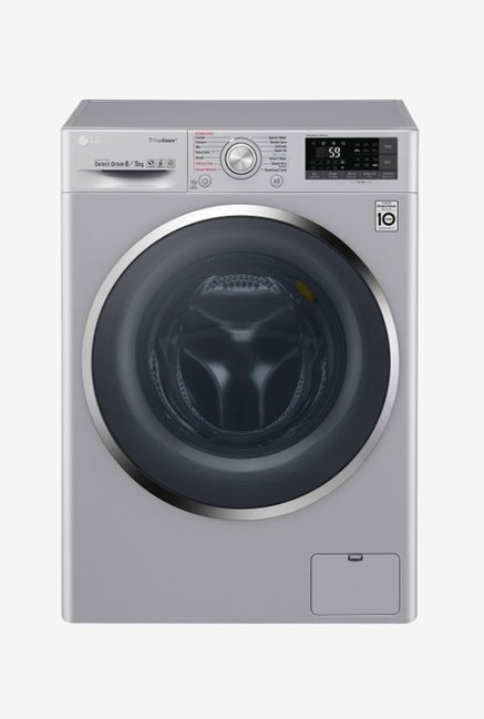 LG F4J7THP2S 8Kg/5Kg Washer Dryer (Luxury Silver)