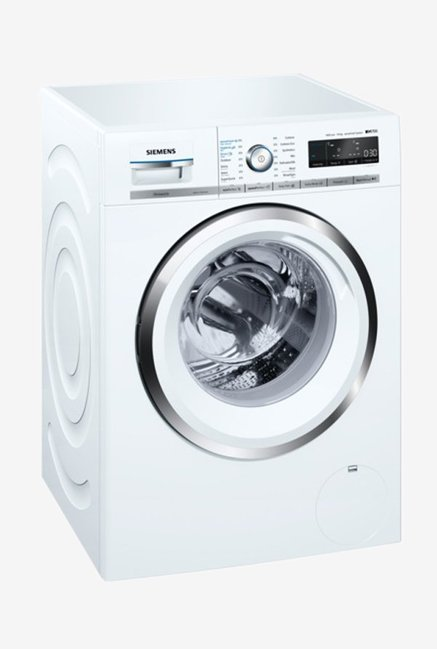 SIEMENS WM14W790IN 9KG Fully Automatic Front Load Washing Machine