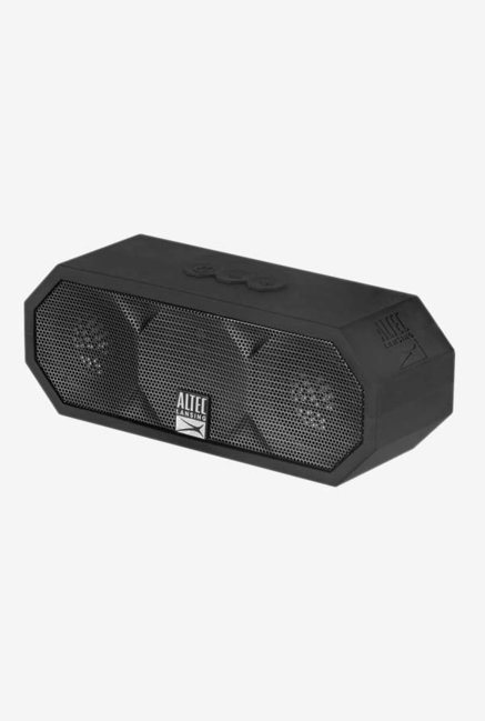 Altec Lansing IMW457 JACKET H20 3 Bluetooth Speaker (Black)