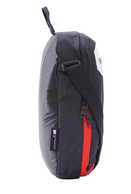 69d7d2e0dbfd Buy Puma BMW Motorsport Navy   White Solid Polyester Sling Bag ...
