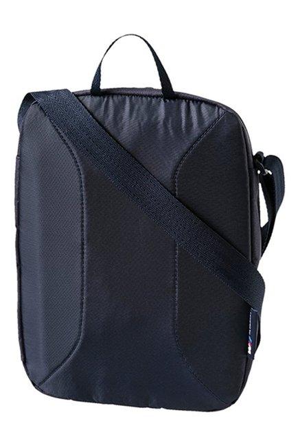 934b39c0379c Buy Puma BMW Motorsport Navy   White Solid Polyester Sling Bag ...