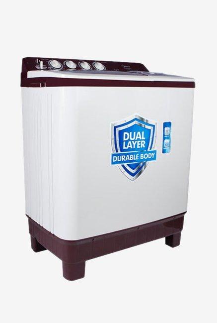 CARRIER MIDEA MWMSA0820J5 8.2KG Semi Automatic Top Load Washing Machine