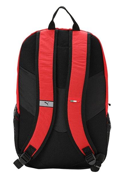 d3bb6352c6fb Buy Puma Ferrari Fanwear Rosso Corsa   Black Laptop Backpack Online ...