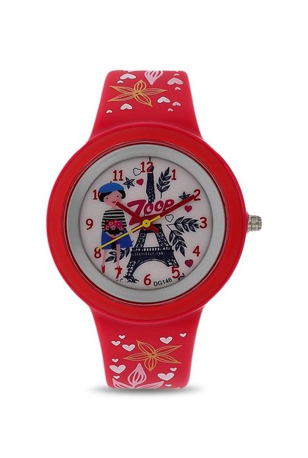 Zoop NK26006PP01 Analog Watch for Girls