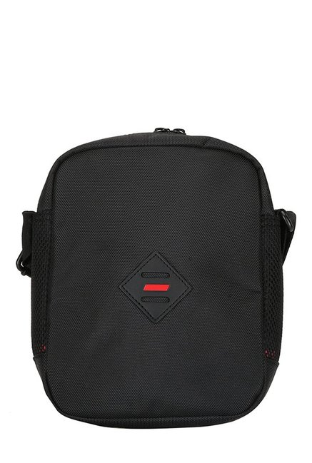 Online Store 5b605 E0db8 Puma Polyester Men Sling Bag Black