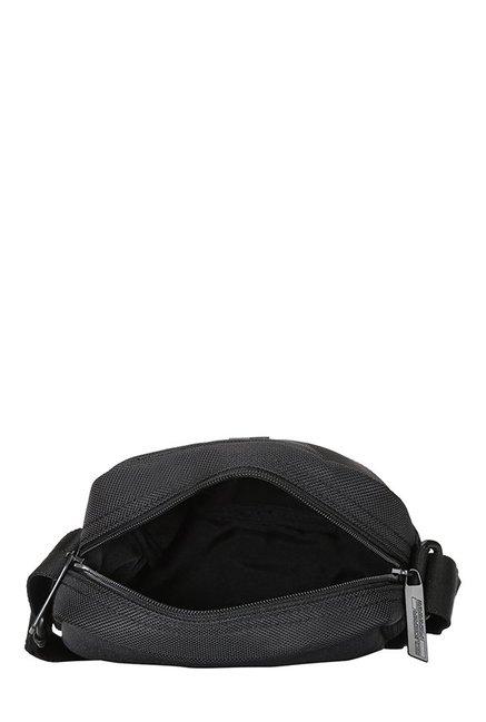 Buy Puma Ferrari LS Black Polyester Sling Bag For Men At Best Price ... cd3d3f3120c06