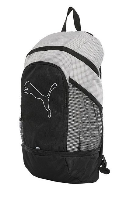 9022cf79f7a Buy Puma Echo Special Black & White Solid Laptop Backpack Online At ...