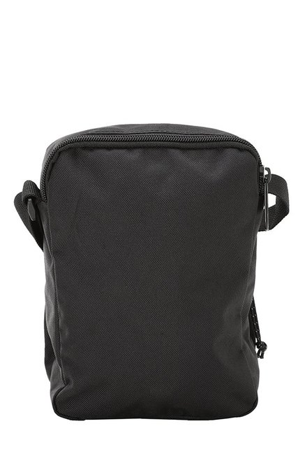 Buy Puma Academy Black Solid Polyester Sling Bag Online At Best ... b9bb38eb5c167