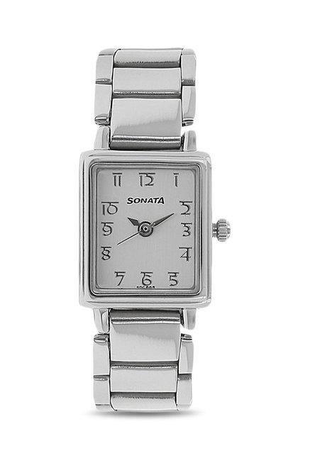 Sonata NK8080SM02 Analog Watch for Women