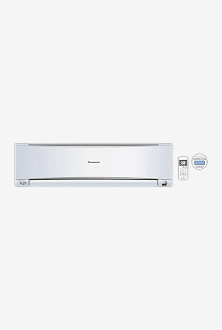 Panasonic 1 Ton 4 Star (BEE Rating 2017) CS/CU-YC12SKY4 Copper Split AC (White)