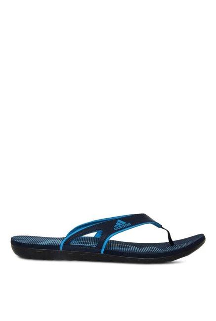 40590de81db Buy Adidas Calo 5 GR Navy Blue Flip Flops for Men at Best Price ...