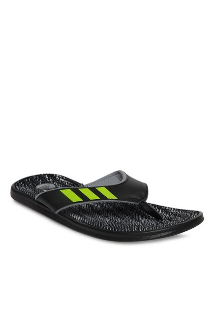 b53eb101856ca9 Buy Adidas Adissage GR Black Flip Flops for Men at Best Price ...