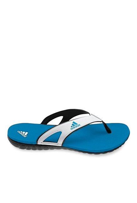 Compre Adidas mejor White & Sky Blue Compre Sky Chanclas para mujer al mejor precio e171cae - sfitness.xyz