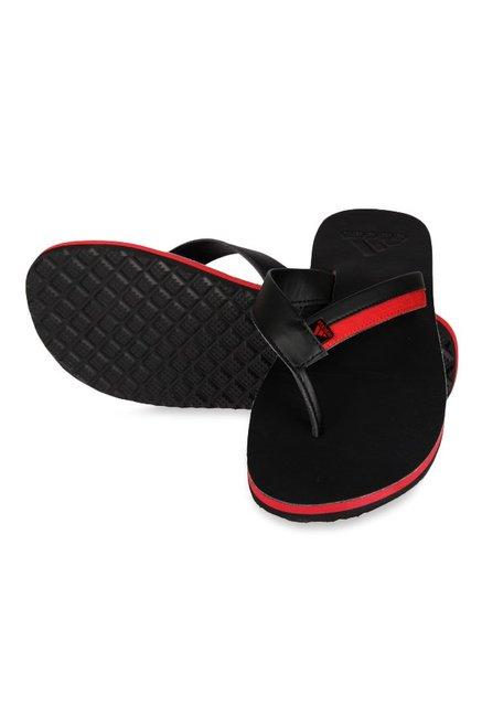 5942641a2 Buy Adidas Brizo 3.0 Black   Red Flip Flops for Men at Best Price ...