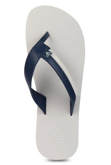 8965c585b4d0e Buy Adidas Brizo 3.0 Navy   Grey Flip Flops for Men at Best Price ...