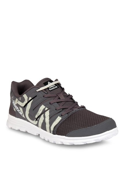 Buy Reebok Ultra Speed Black   Brown Running Shoes for Men at Best Price    Tata CLiQ f242d69aa32