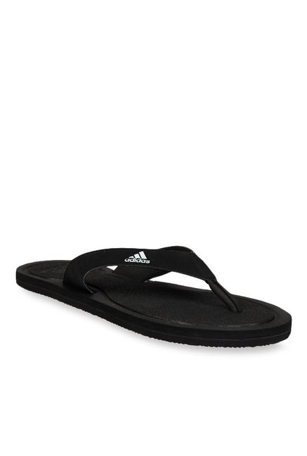 b9023c0b15e7c Buy Adidas Stabile Black Flip Flops for Men at Best Price   Tata CLiQ