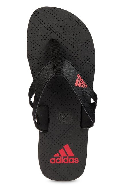 hot sale online best sale shop best sellers Buy Adidas Ozor II Black Flip Flops for Men at Best Price @ Tata CLiQ