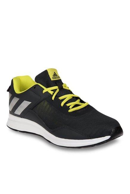 comprare adidas remus grigio scuro & silver scarpe da corsa per gli uomini al massimo