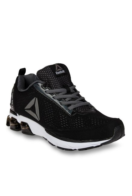 86bbfd04b46e Buy Reebok Jet Dashride 5.0 Black Running Shoes for Men at Best Price    Tata CLiQ