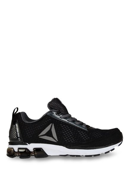 4e4627643ea2 Buy Reebok Jet Dashride 5.0 Black Running Shoes for Men at Best ...