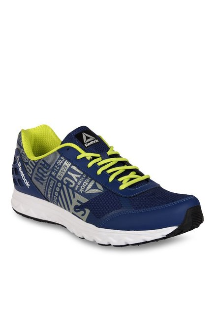 380e36e13 Buy Reebok Run Voyager LP Club Blue   Flat Grey Running Shoes for Men at  Best Price   Tata CLiQ