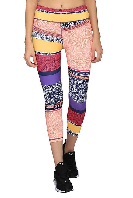 Puma Multicolor Tights Training For OnlineTata Buy Cliq Women Printed 8wkn0PO