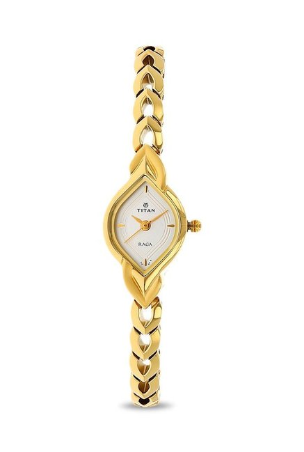 Titan NJ2252YM01 Raga Analog Watch for Women