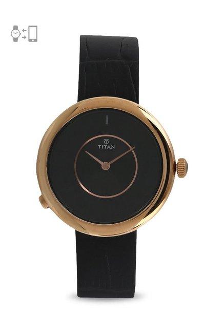 Buy Titan 90060wl02 We Smart Watch For Women At Best Price Tata Cliq