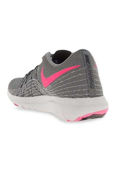 02165e6b321e3 Buy Nike Flex Fury 2 Grey Running Shoes for Women at Best Price ...