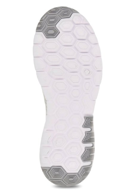 d00e88feb2 Buy Nike Flex Experience RN 6 White   Light Grey Running Shoes for ...