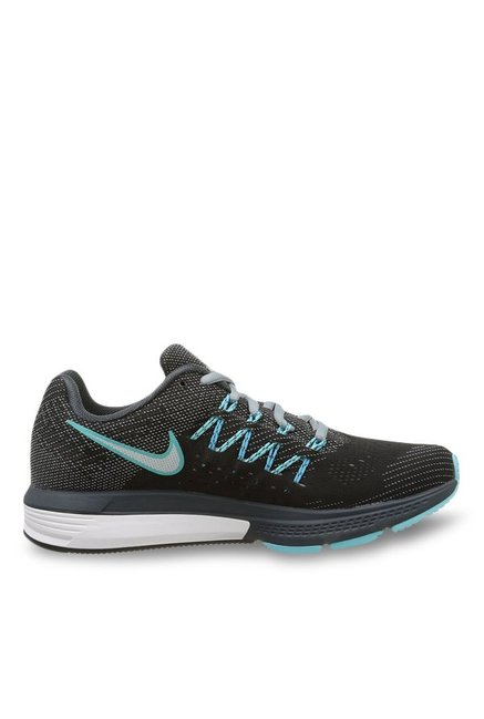 Buy Nike Air Zoom Vomero 10 Black Running Shoes for Women at Best Price    Tata CLiQ d9df33964