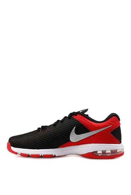 e679f36773 Buy Nike Air Max Full Ride TR 1.5 Black & Red Running Shoes for Men ...