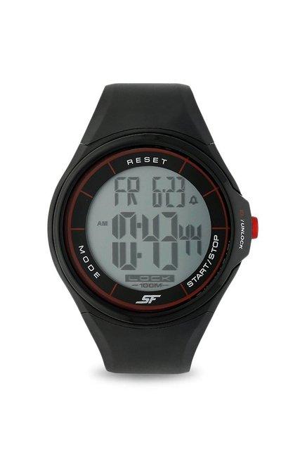 Sonata NH7992PP01J Super Fibre Ocean Digital Watch