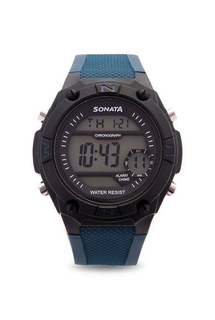 Sonata NK77033PP03 SF Digital Watch for Men
