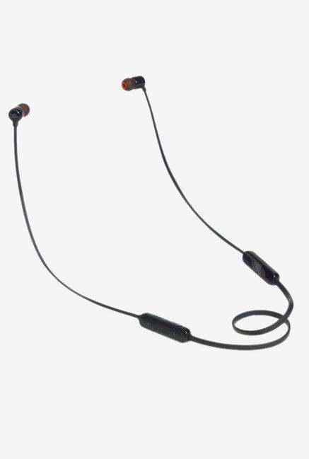 JBL T110BT Bluetooth Earphone with Mic (Black)
