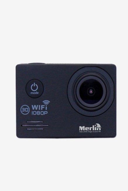 Merlin ProCam Lite 16MP 4K Camera  Black