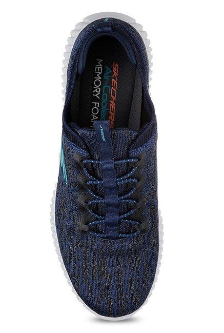 81a93feaff Buy Skechers Elite Flex Hartnell Navy Training Shoes for Men at Best ...