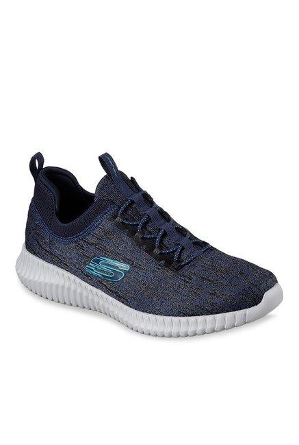 cbb868357f Buy Skechers Elite Flex Hartnell Navy Training Shoes for Men at Best Price  @ Tata CLiQ