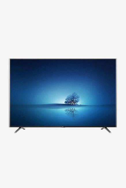 TCL 43P2US 109 cm 43 (Inch) Smart 4K Ultra HD LED TV (Silver)