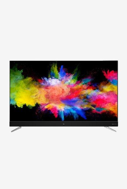 2d61ce8f6f1 Buy TCL 55C2US 139 cm 55 (Inch) Smart 4K Ultra HD LED TV (Black) Online At Best  Price   Tata CLiQ