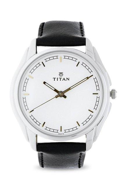 Titan NK1578SL06 Karishma Analog Watch for Men image