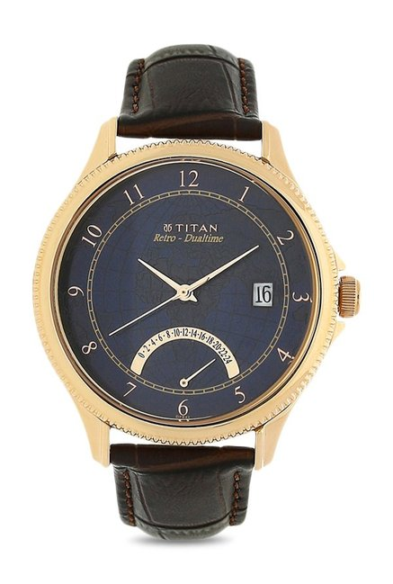 3048a5c92 Titan 1704WL01 Watch Online Buy at lowest Price in India (Analog Blue Dial Men's  Watch) Offers & Coupons   CKS-312-006334