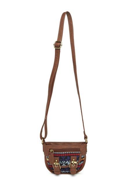 Westside Black Sling Bag