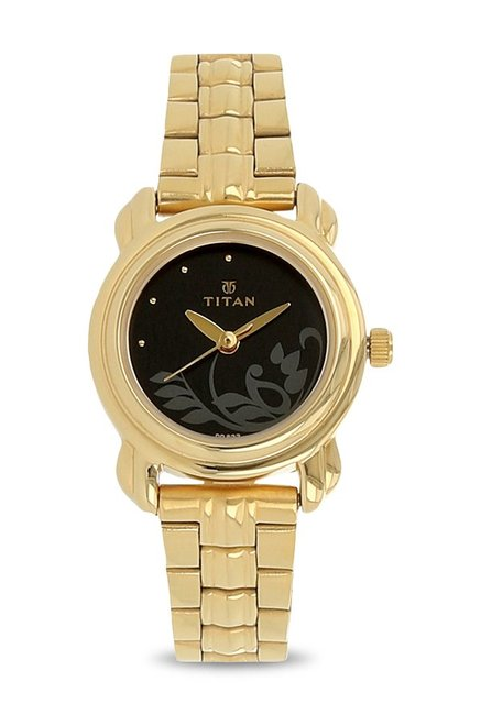 Titan NF2534YM02C Karishma Women's Watch image.