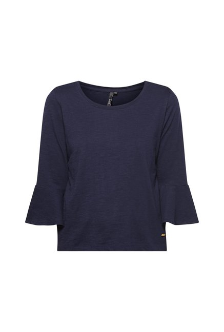 LOV by Westside Navy Suzanna Top