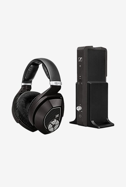 Sennheiser RS 185 RF Wireless Headphone  Black
